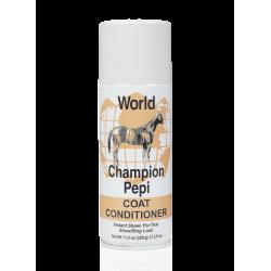 World Champion Pepi