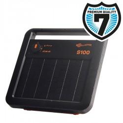 Électrificateur solaire avec batterie S100