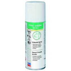 Zinc oxide Spray