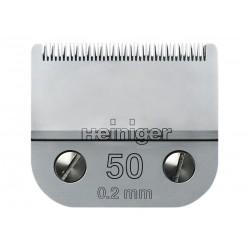 Heiniger SAPHIR tête de coupe Nr. 50